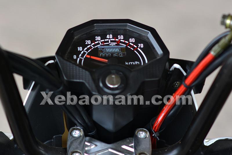 Đồng hồ điện tử của xe máy điện, xe đạp điện