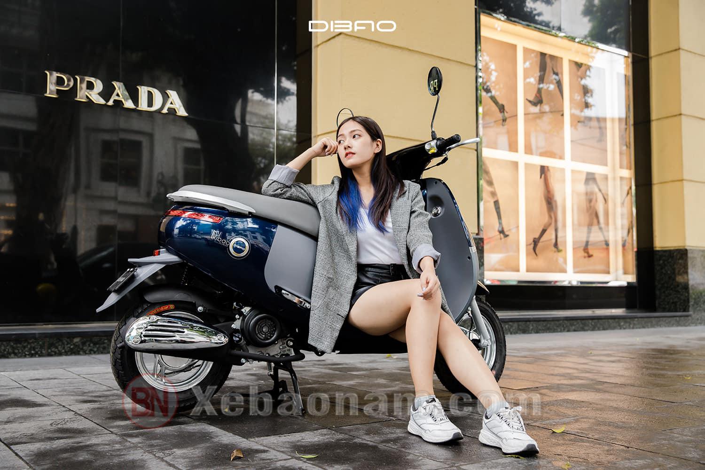 xe máy 50cc của dibao