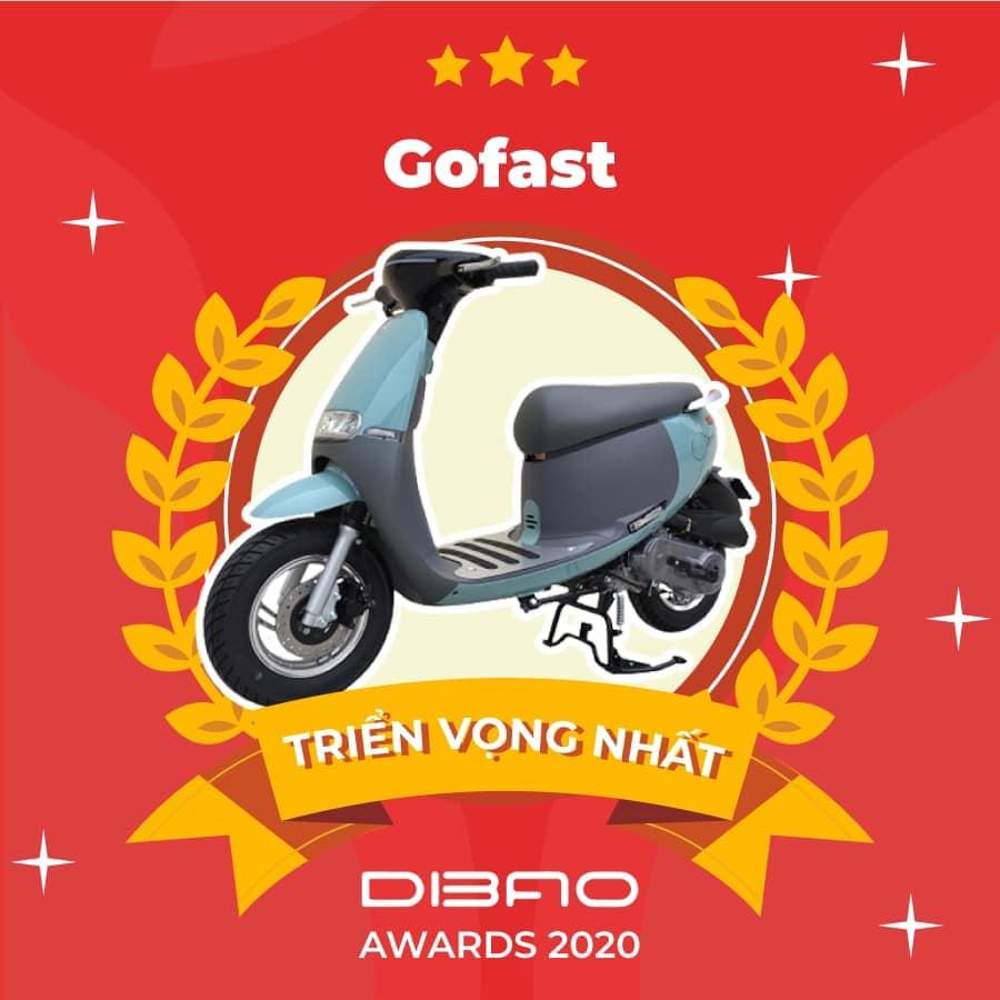 Xe máy 50cc Dibao Gofast
