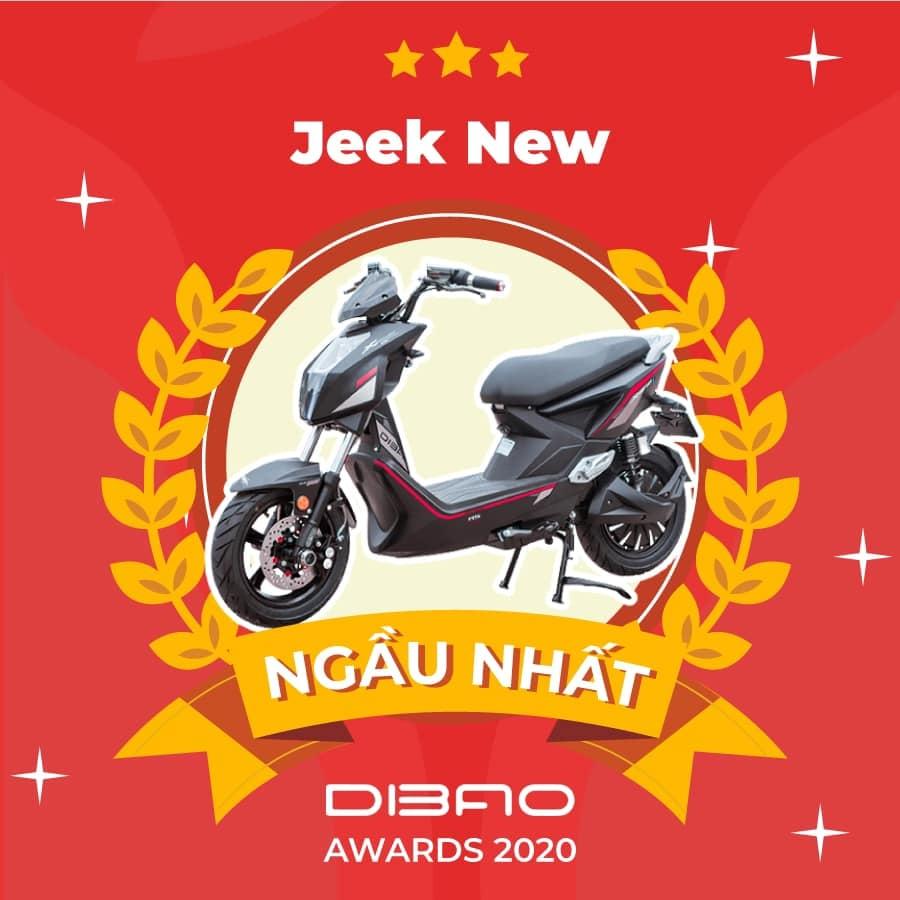 Xe điện Dibao jeek New
