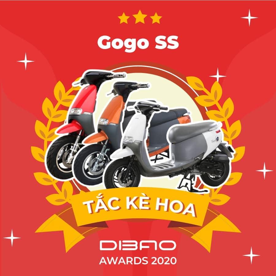 Xe điện Dibao Gogo SS