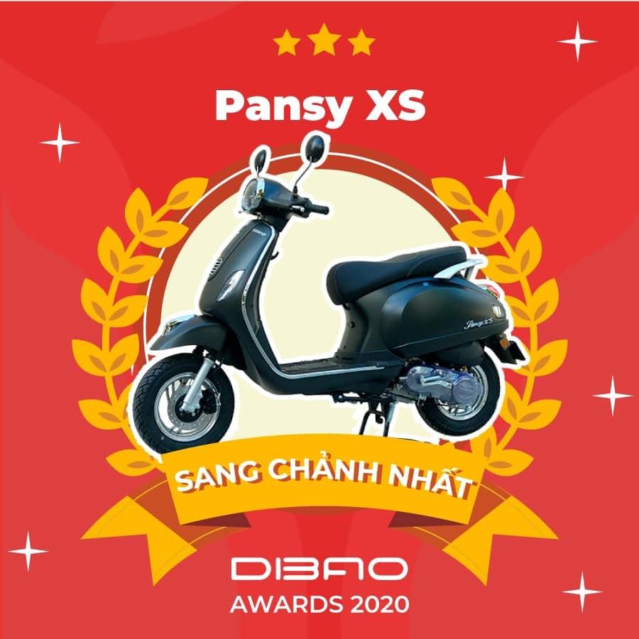 Xe máy 50cc Vespa Pansy XS