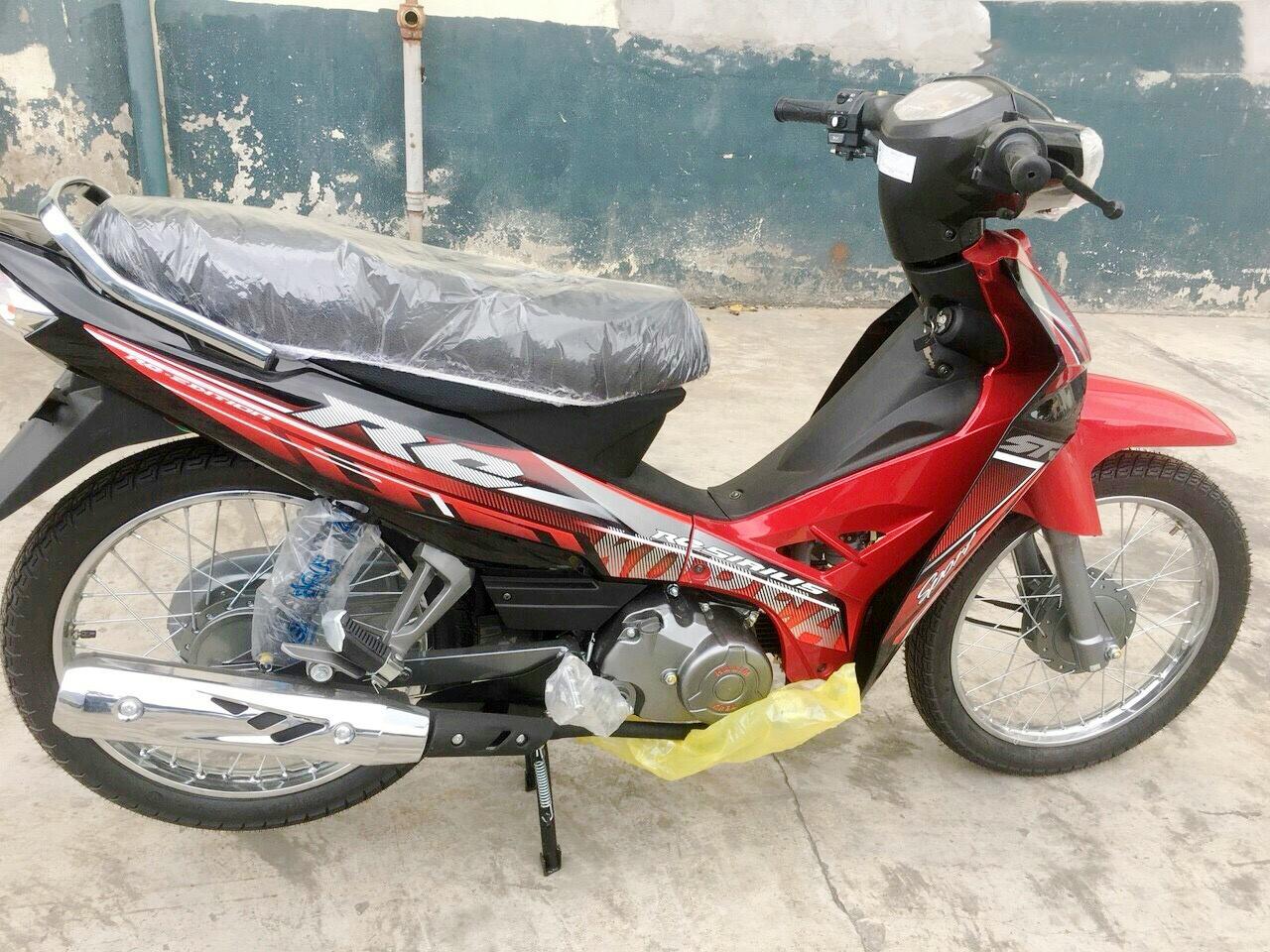 xe máy 50cc Sirius Halim