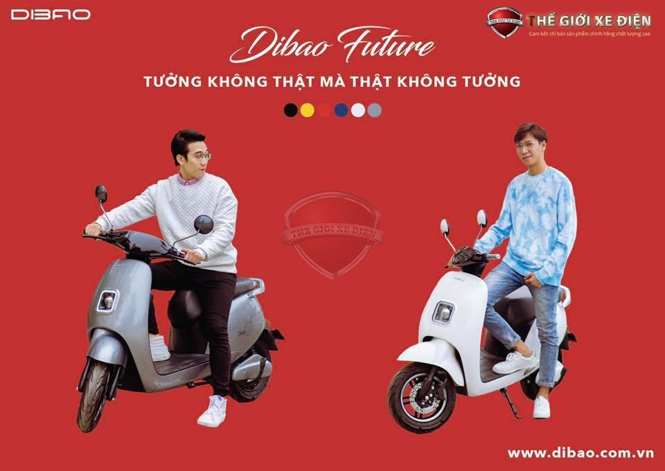 Xe điện Dibao Future