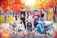 Xe Máy 50cc Tiết Kiệm Xăng Dành Cho Học Sinh - Sinh Viên Mới | Xe Điện Bảo Nam