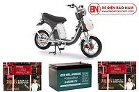 Xe điện Bảo Nam thay acquy xe máy điện, xe đạp điện tại nhà miễn phí