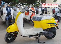 Chọn xe máy ga 50cc nào tốt nhất 2021