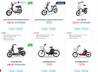Mua xe đạp điện tại Hà Nội ở đâu ?