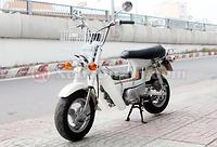 Honda Chaly 50cc - Kỷ vật đáng nhớ tại Sài Gòn