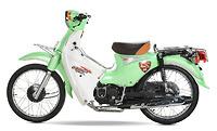 Tổng hợp các đời xe Cub 50cc mới nhất