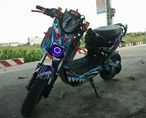 Mẫu xe máy điện Xmen độ đẹp nhất hiện nay - Xe Điện Bảo Nam