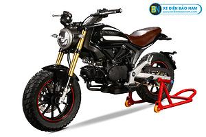Xe tay côn City Hunter 110cc màu đen