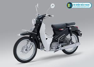 Xe Cub Classic 110cc Thái Lan màu đen
