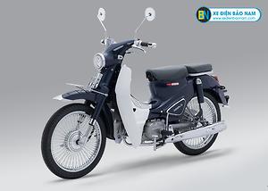 Xe Cub Classic 110cc Thái Lan màu xanh cửu long