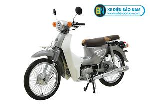Xe Cub Classic New 50cc màu bạc