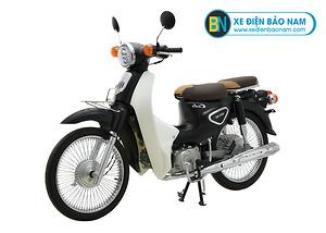 Xe Cub Classic New 50cc màu đen nhám