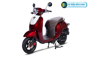Xe ga 50cc Giorno màu đỏ đun