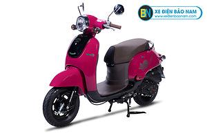 Xe ga 50cc Giorno màu hồng sẫm