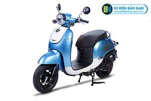 Xe ga 50cc Giorno màu xanh ngọc