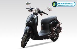 Xe ga 50cc Giorno tem nổi màu đen