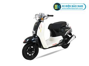 Xe ga 50cc Crea Scoopy màu đen bóng