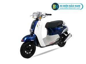 Xe ga 50cc Crea Scoopy màu xanh cửu long