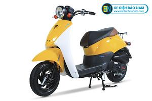 Xe ga 50cc Today màu vàng trắng