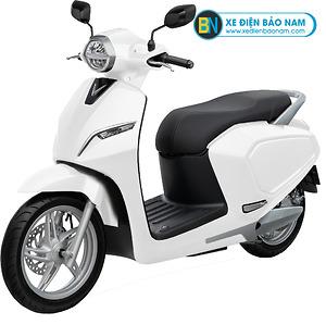 Xe máy điện Vinfast Klara A2 màu trắng(Acquy)