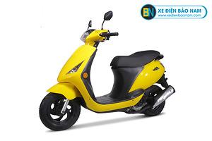 Xe ga Zip 50cc màu vàng