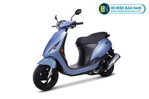 Xe ga Zip 50cc màu xanh đá