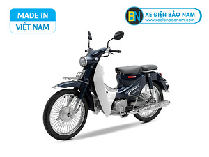 Xe Cub Classic 50cc màu xanh cửu long