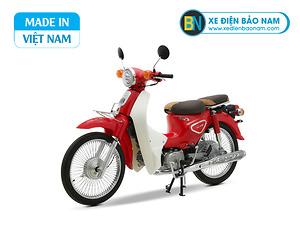 Xe Cub Classic New 50cc màu đỏ