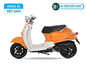 Xe ga 50cc Crea Scoopy màu cam mới
