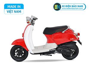 Xe ga 50cc Crea Scoopy màu đỏ mới