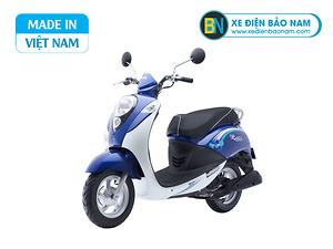 Xe ga 50cc Elite Sym màu xanh da trời