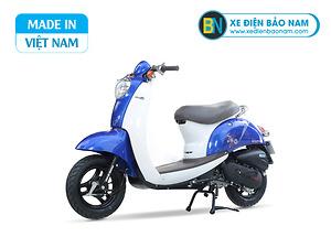Xe ga 50cc Scoopy màu xanh bích