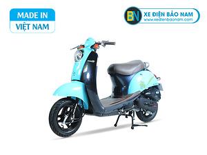 Xe ga 50cc Scoopy màu xanh dương đậm