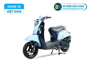 Xe ga 50cc Scoopy màu xanh dương nhạt