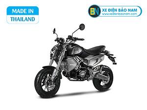 Xe GPX Demon X 125cc màu đen