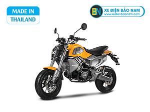 Xe GPX Demon X 125cc màu vàng