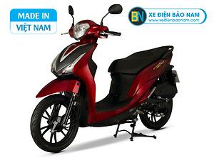 Xe ga Kymco 50cc Candy Hermosa màu đỏ