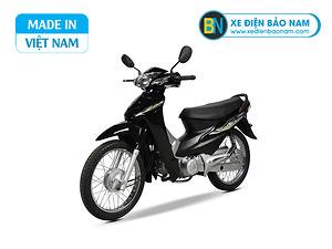Xe máy Wave 50cc Việt Thái màu đen