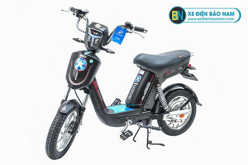 Xe đạp điện Nijia Avenger 2019 màu đen
