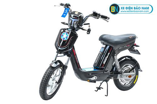 Xe đạp điện Nijia Avenger 2019 màu đen bóng