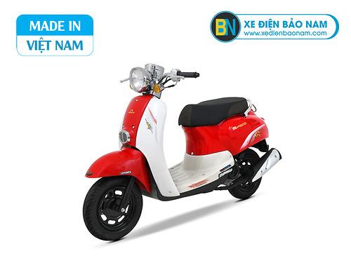 Xe ga 50cc Crea Scoopy màu đỏ