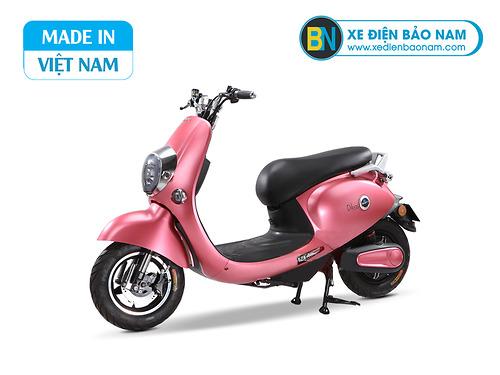 Xe máy điện Dibao Nami màu hồng