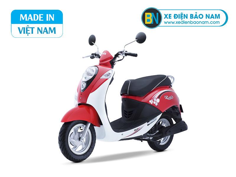 Xe ga 50cc Elite Sym màu đỏ