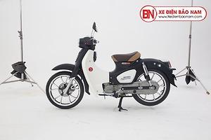 Xe máy Cub Classic Espero Detech 50cc màu đen