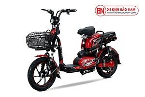 Xe đạp điện Osakar New Style 2020 màu đỏ
