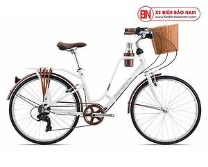 Xe đạp Giant Ineed Latte 26 màu trắng